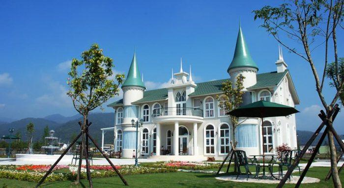 希格瑪花園城堡住宿評價