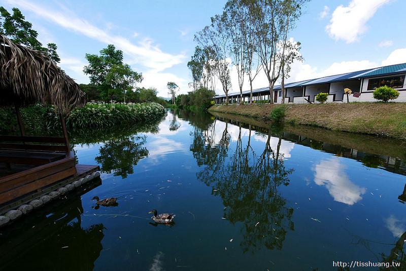 花蓮理想大地,台版小樽運河