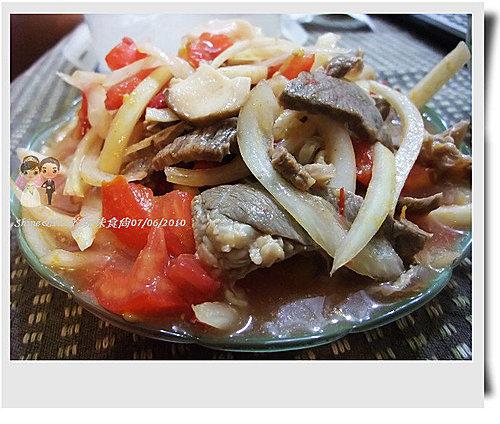 泰式涼拌牛肉食譜