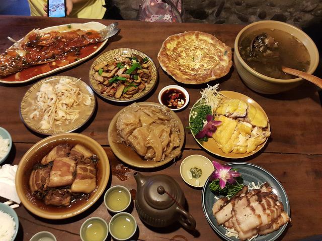 桃園老頭擺客家菜推薦,很有味道的客家餐廳