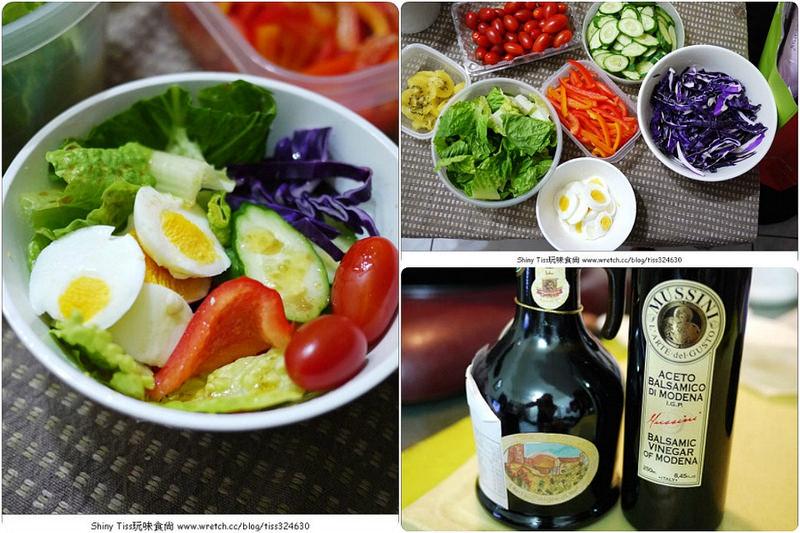 油醋沙拉食譜