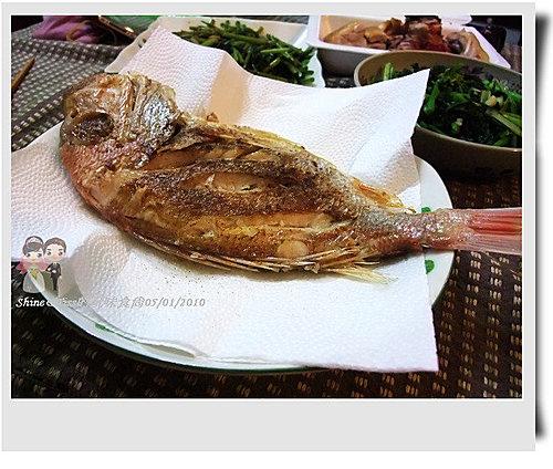 煎黃魚食譜