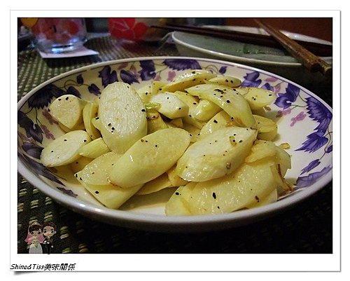 炒筊白筍食譜